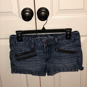 American Eagle Jean Shorts - Size 2